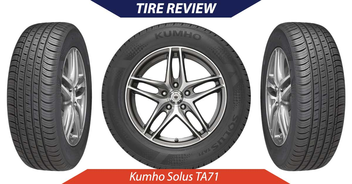 kumho solus ta71 tire review in 2021
