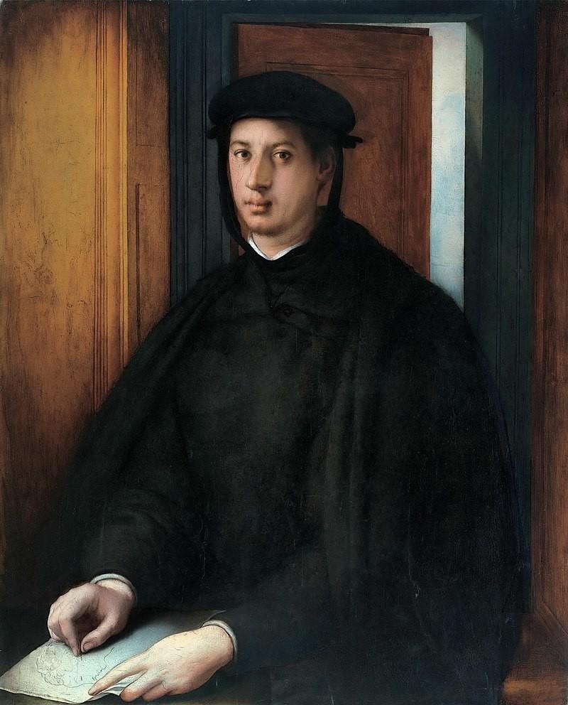 Alessandro de' Medici, as portrayed by Jacapo Pontormo