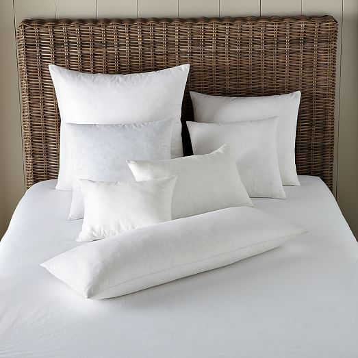 decorative pillow insert 14 x36