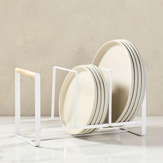 yamazaki dish storage rack wide