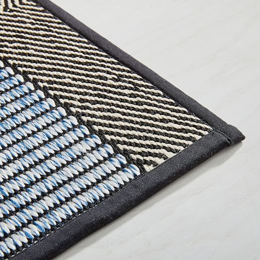 puff back shoreline kitchen mat
