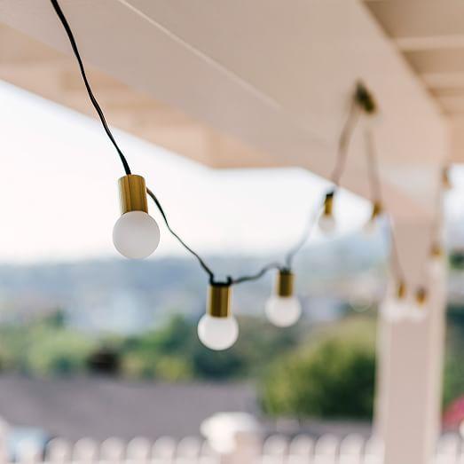 simple string lights
