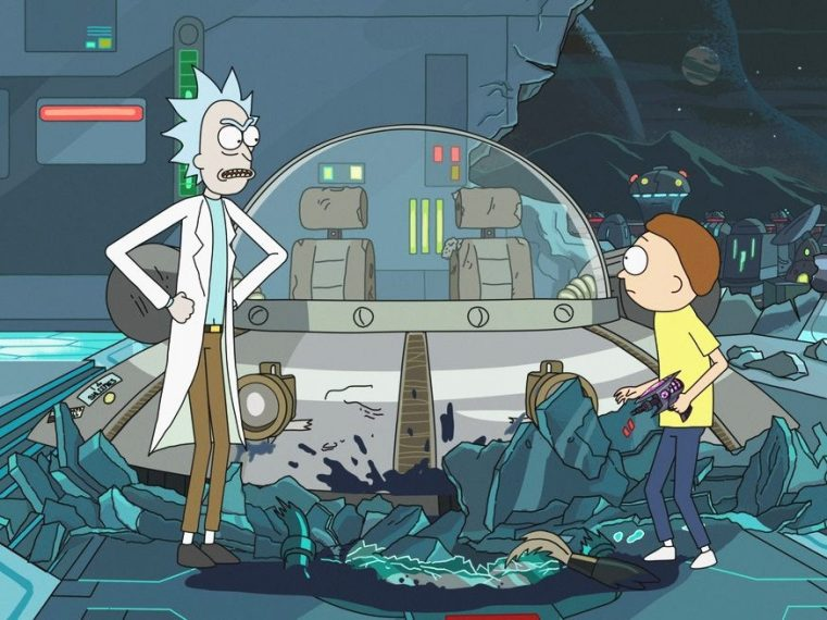 Rick and Morty Is Actually Righteous Science Fiction   WIRED Adult Swim