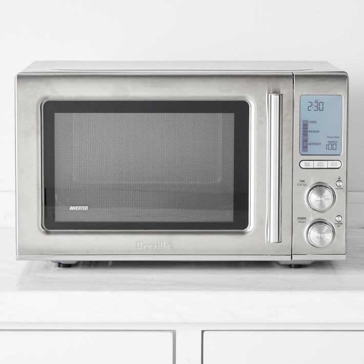 breville smooth wave microwave
