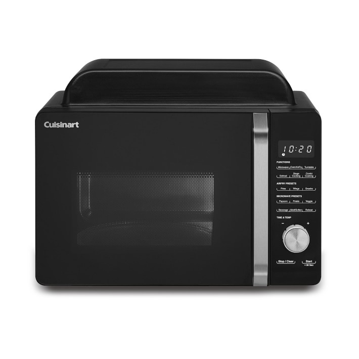 cuisinart 3 in 1 microwave airfryer oven