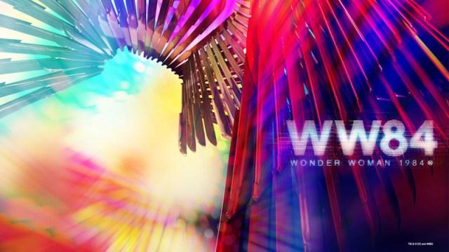 Wonder Woman 1984 - Virtual background - 800 px