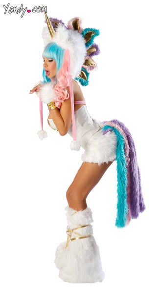 Deluxe Unicorn Costume Josie Loves J Valentine Unicorn