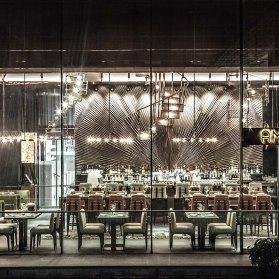 Ammo Bar + Restaurant, Hong Kong by WANG | Yellowtrace.