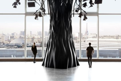Electric in Paris by Mathieu Lehanneur | Yellowtrace.