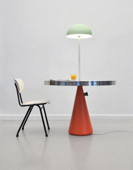 Stephanie Hornig, Camp Table | Yellowtrace.