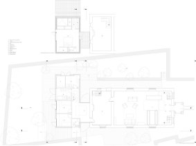 The Providence Chapel in Wiltshire by Jonathan Tuckey Design, Proposed Floorplans | Yellowtrace.