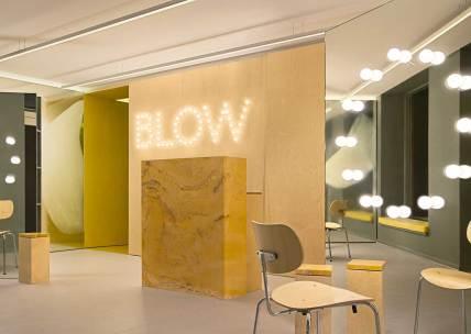 STUDIO David Thulstrup, BLOW Copenhagen Hair Salon | Yellowtrace.