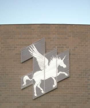 Yochai Matos 'The Striped Unicorn' | Yellowtrace.