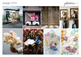 Gumtree Garden Pop-Up Bar | Yellowtrace Concept Design & Inspiration Boards