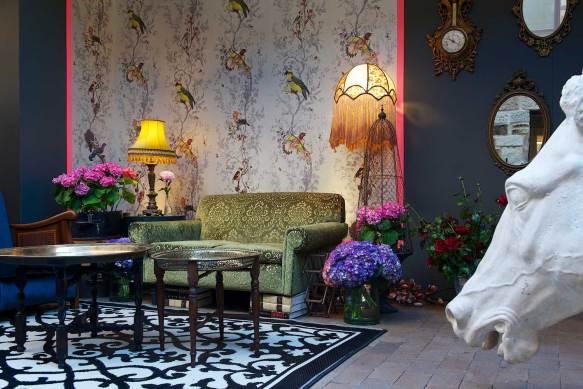 Gumtree Garden Pop-Up Bar, Designed by Yellowtrace | Victorian Set