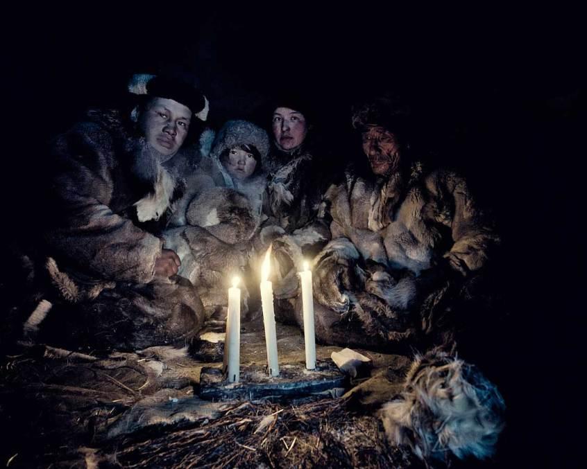 Chukchi Tribe, Chukotka, Siberia. Photo by Jimmy Nelson   Yellowtrace