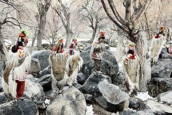 Drokpa Tribe, Kasmir, India. Photo by Jimmy Nelson   Yellowtrace