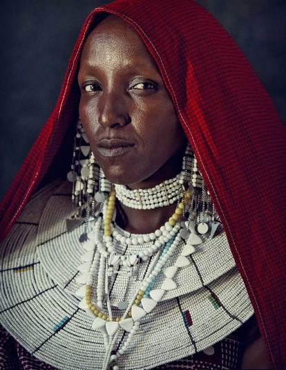 Maasai Tribe, Tanzania. Photo by Jimmy Nelson   Yellowtrace
