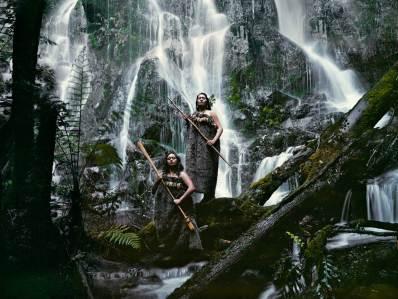 Maori People, New Zealand. Photo by Jimmy Nelson   Yellowtrace