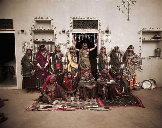 Rabari Tribe, Rajastan, India. Photo by Jimmy Nelson   Yellowtrace