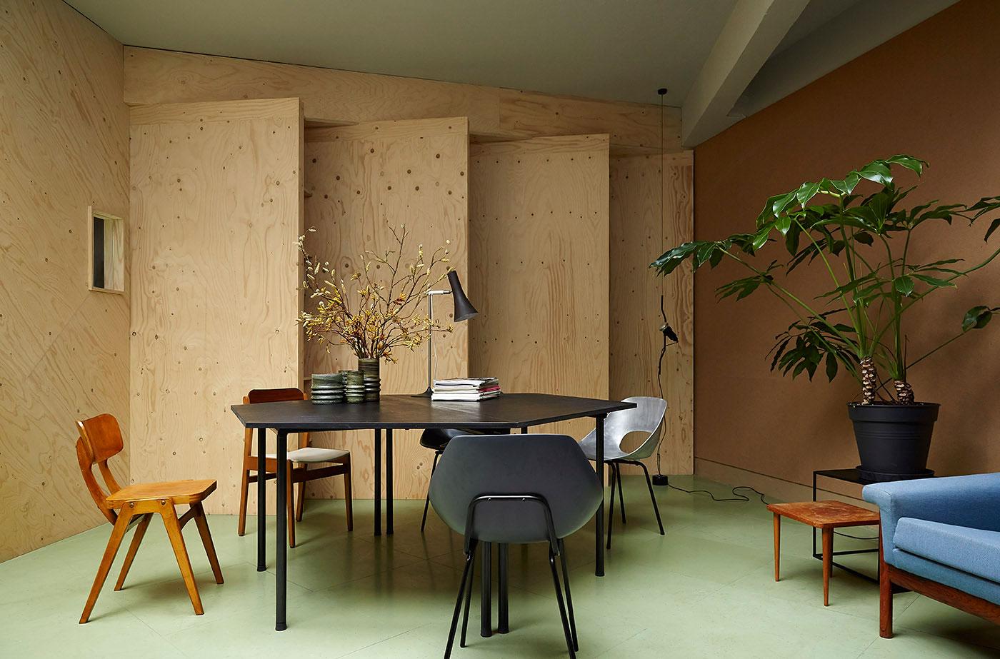 Random Studio Amsterdam Office Designed By X L Yellowtrace