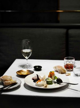 Prix Fixe Melbourne Restaurant by Fiona Lynch | Yellowtrace