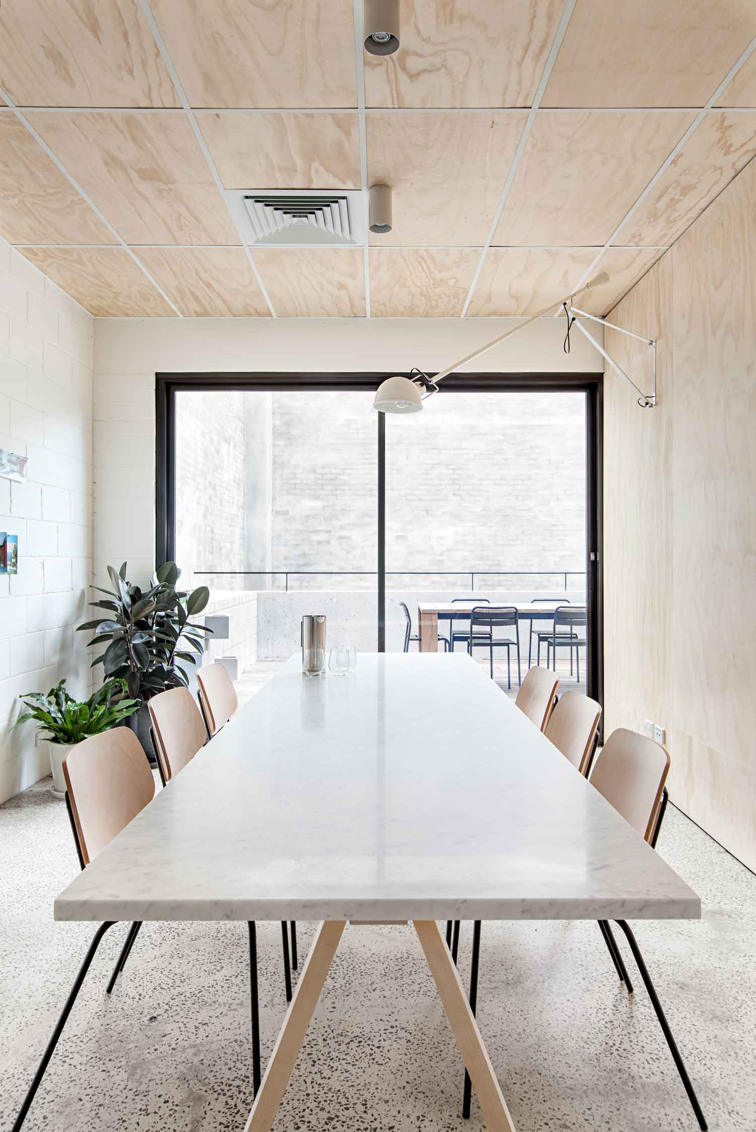 Blackwood Street Bunker by Clare Cousins Architects | Yellowtrace.