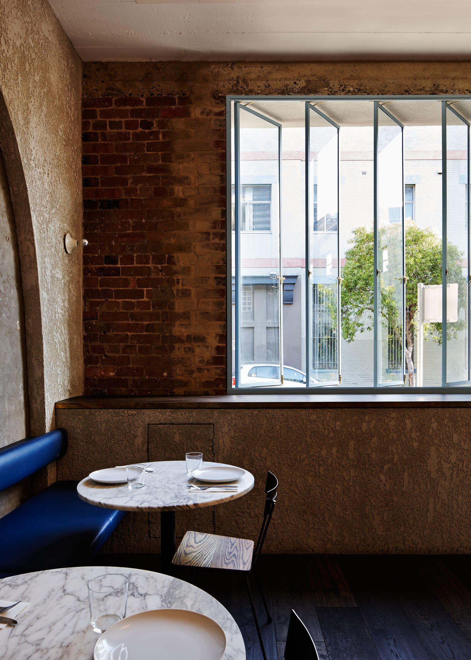 Sealed Grow Room Design: Ester Restaurant & Bar By Anthony Gill Architects