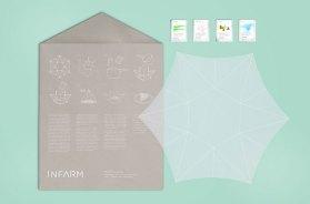 Microgarden Indoor Growing Kit by Tomorrow Machine & INFARM   Yellowtrace