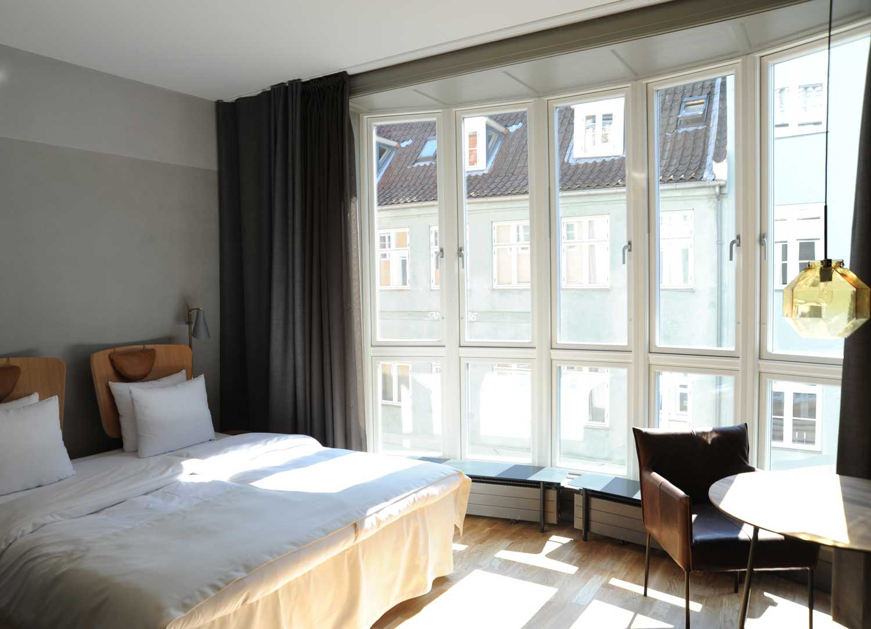 Hotel sp34 designed by morten hedegaard copenhagen denmark yellowtrace