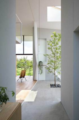 House in Ohno by Airhouse Design Office | Yellowtrace