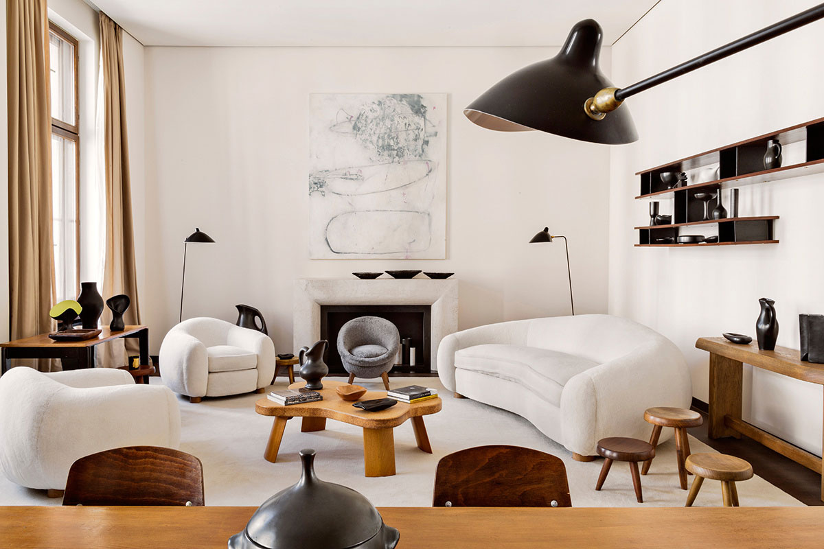 emmanuel de bayser 39 s 19th century berlin apartment. Black Bedroom Furniture Sets. Home Design Ideas