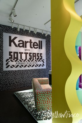 Kartell Goes Sottsass Milan 2015 | #MILANTRACE2015 by Yellowtrace