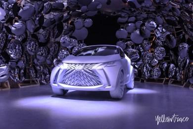 Lexus in Tortona During Salone del Mobile | #MILANTRACE2015