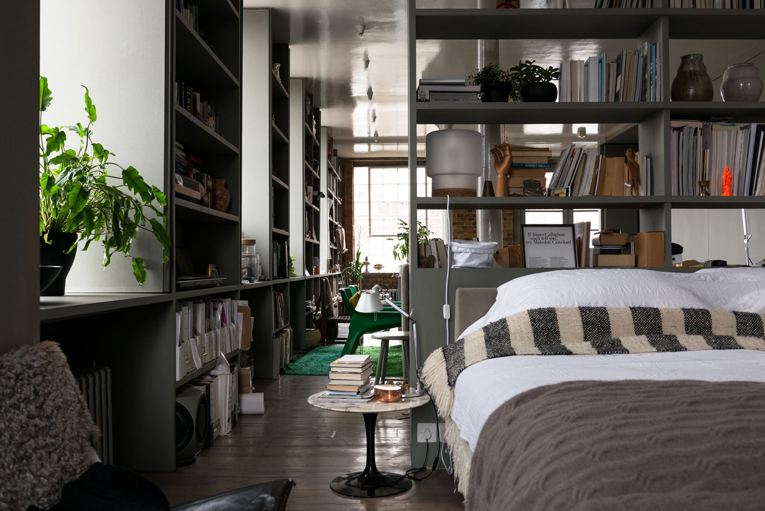 Ilse Crawfords Victorian Warehouse Home In London