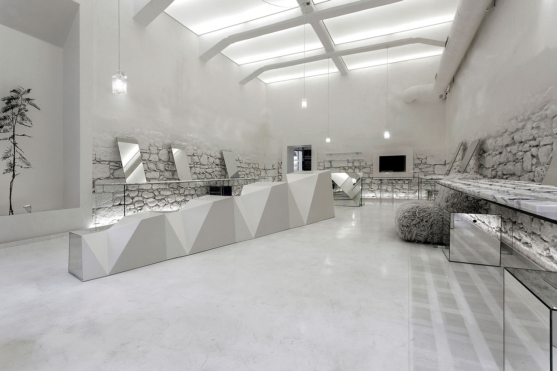 Eyewear Store In Greece By 314 Architecture Studio