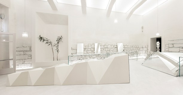 Eyewear Store in Greece by 314 Architecture Studio | Yellowtrace