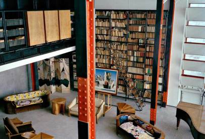 Maison de Verre, Paris by Pierre Chareau + Bernard Bijvoet, Photography by Francois Halard | Yellowtrace