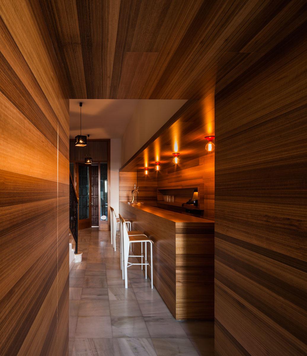 El Tragaluz Restaurant By Adolfo Perez Lopez Yellowtrace