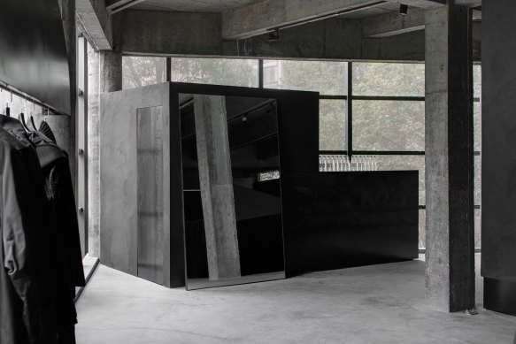 Heike Store in Hangzhou, China by An Design Studio | Yellowtrace