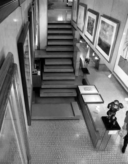 Olivetti Showroom in Venice by Carlo Scarpa. Image via archdaily.com   Yellowtrace