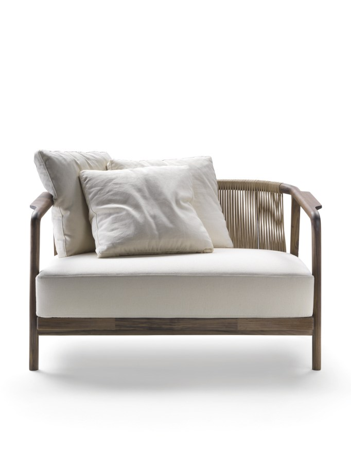 CRONO Sofa by Antonio Citterio for Flexiform, Salone Del Mobile 2016 | #Milantrace2016