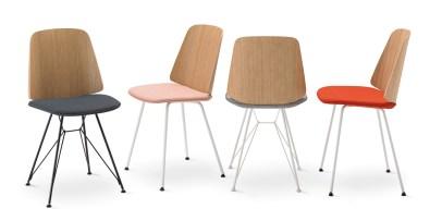 June Chair by Frank Rettenbacher for Zanotta, Salone Del Mobile 2016 | #Milantrace2016