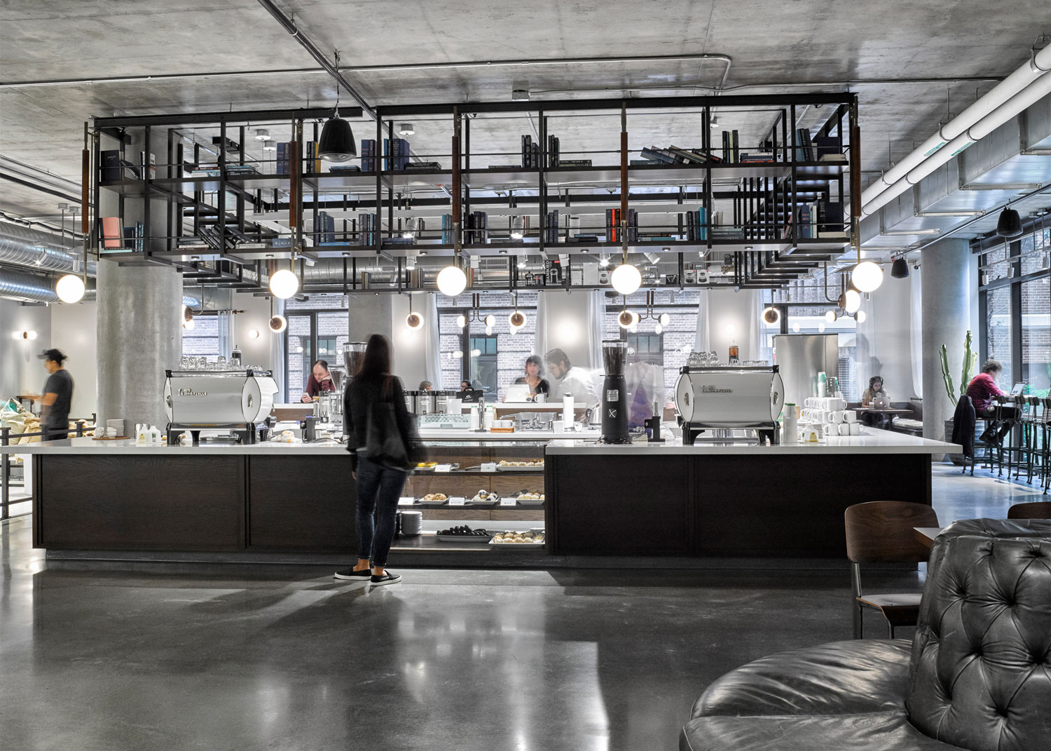 Avroko Designs A Workplace Cafeteria For Dropbox