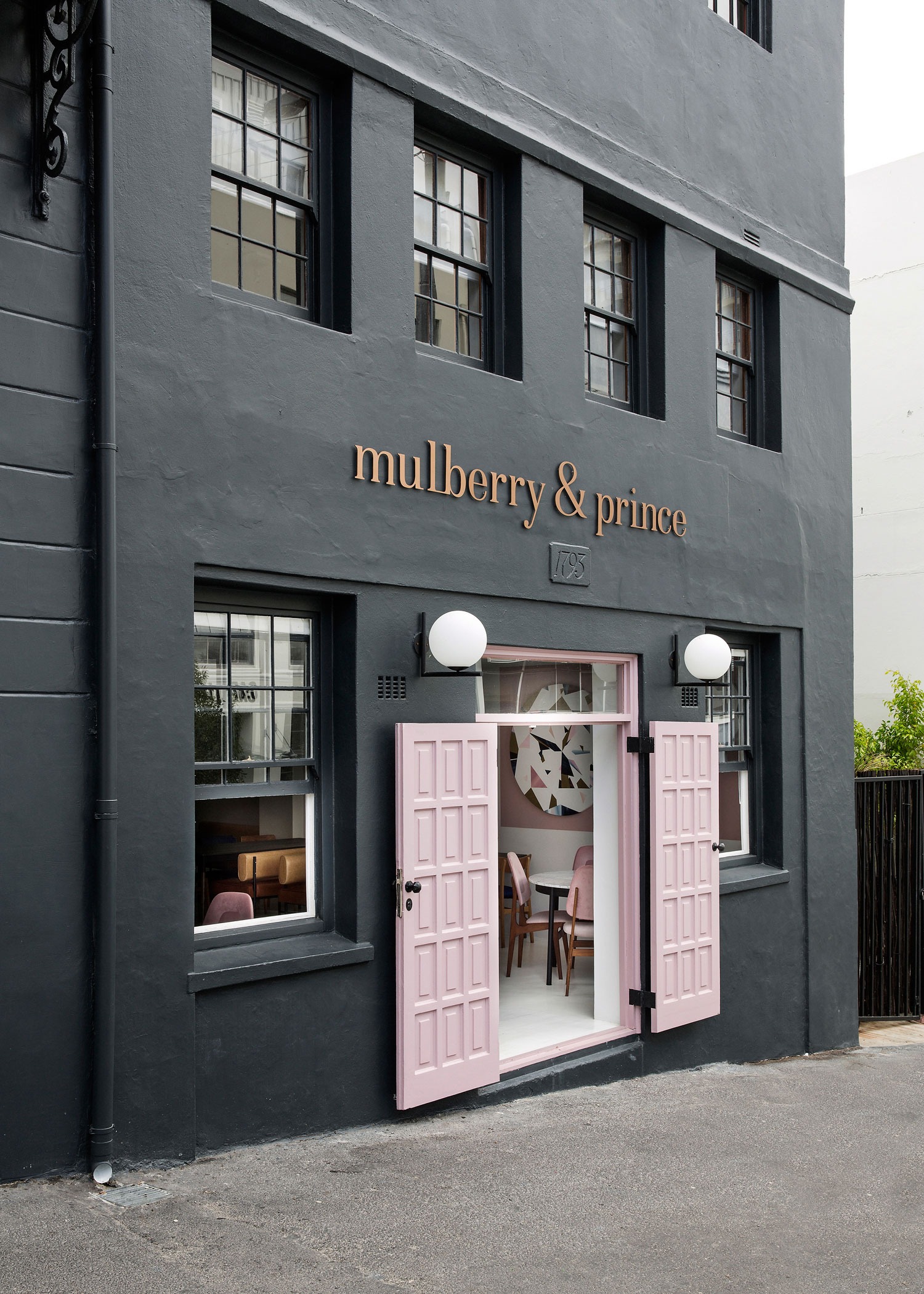 Mulberry Amp Prince Cape Town By Atelier Interiors