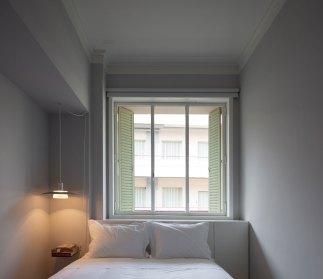 1940s Retro Apartment Renovations, Palacio 6E in Porto by Atelier in.vitro | Yellowtrace