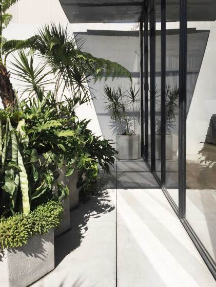 MM House in Mexico City by Nicolas Schuybroek Architects | Yellowtrace