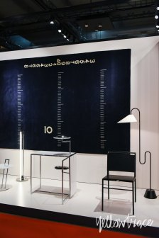 ClassiCon Stand at Salone del Mobile. Photo by Nick Hughes   Yellowtrace