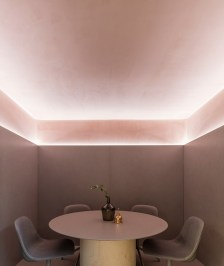 Porcelain Gallery Project in Central London by Simon Astridge Architecture Workshop | Yellowtrace