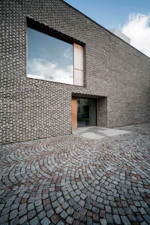 Bruksgården in Höganäs, Sweden by Petra Gipp Arkitektur | Yellowtrace